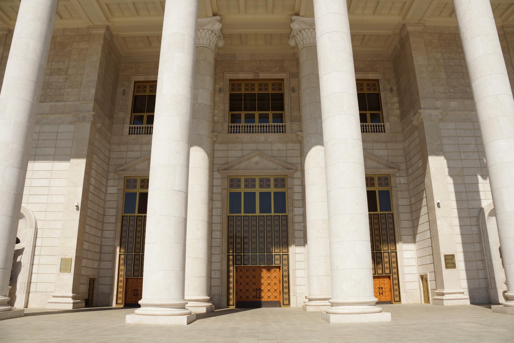 Astana Opera вход