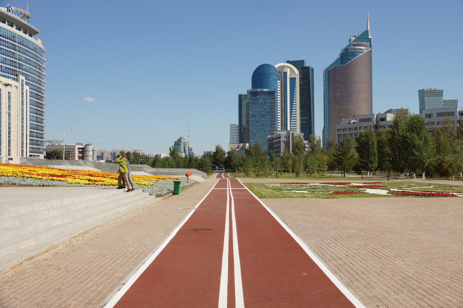 Велодорожка - Астана