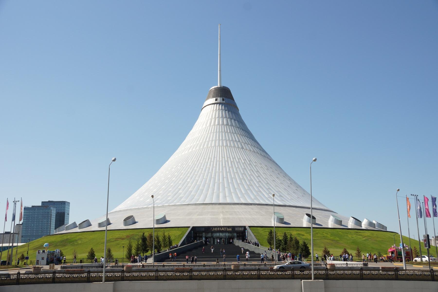 Хан Шатыр, Астана