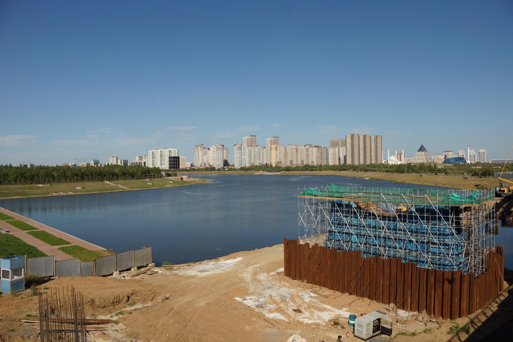 Астана Стройка LRT